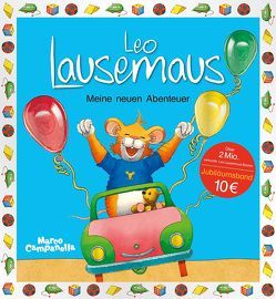 Leo Lausemaus – Meine neuen Abenteuer von Campanella,  Marco