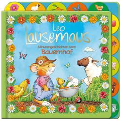 Leo Lausemaus – Minutengeschichten vom Bauernhof von Campanella,  Marco, Witt,  Sophia