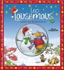 Leo Lausemaus wartet auf Weihnachten von Campanella,  Marco