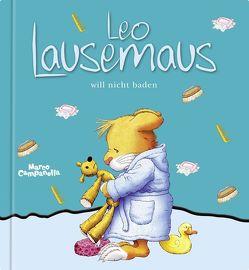 Leo Lausemaus will nicht baden von Campanella,  Marco