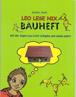 Leo Lese Nix Bauheft von Heinl,  Saskia, Wagner-Meisterburg,  Christina