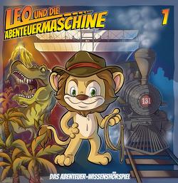 Leo und die Abenteuermaschine / Leo und die Abenteuermaschine Folge 1
