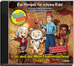 Leo und die Abenteuermaschine / Leo und die Abenteuermaschine Folge 2