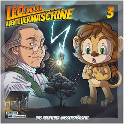 Leo und die Abenteuermaschine / Leo und die Abenteuermaschine Folge 3