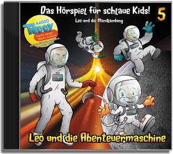 Leo und die Abenteuermaschine / Leo und die Abenteuermaschine Folge 5