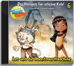 Leo und die Abenteuermaschine / Leo und die Abenteuermaschine Folge 6