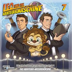 Leo und die Abenteuermaschine / Leo und die Abenteuermaschine Folge 7