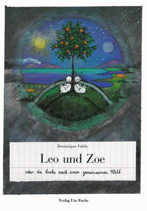 Leo und Zoe von Falda,  Dominique