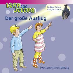 Leon und Jelena – Der große Ausflug von Hansen,  Rüdiger, Knauer,  Raingard
