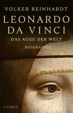 Leonardo da Vinci von Reinhardt,  Volker