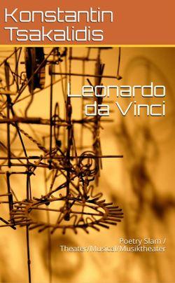 Leonardo da Vinci von Konstantin,  Tsakalidis