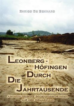 Leonberg-Höfingen durch die Jahrtausende von De Gennaro,  Enrico