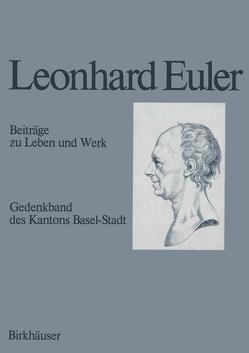 Leonhard Euler 1707–1783 von Fellmann,  E.A.