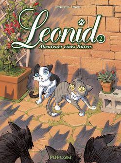 Leonid – Abenteuer eines Katers 02 von Brremaud,  Frederic, Turconi,  Stefano
