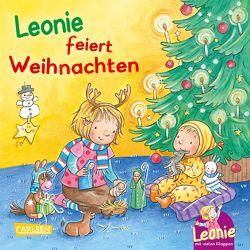 Leonie: Leonie feiert Weihnachten von Becker,  Stéffie, Grimm,  Sandra