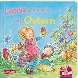 Leonie: Leonie freut sich auf Ostern von Becker,  Stéffie, Grimm,  Sandra