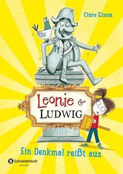 Leonie und Ludwig, Band 01 von Elsom,  Clare, Flegler,  Leena