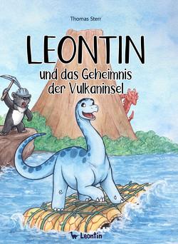 Leontin und das Geheimnis der Vulkaninsel von Sterr,  Thomas