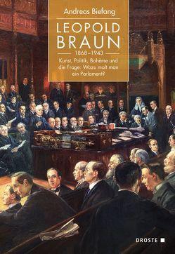 Leopold Braun (1868–1943) von Biefang,  Andreas