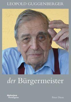 Leopold Guggenberger der Bürgermeister von Diem,  Peter