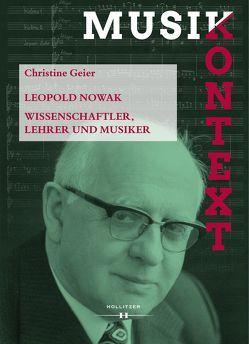 Leopold Nowak von Geier,  Christine, Szabó-Knotik,  Cornelia