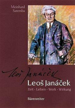 Leoš Janáček von Saremba,  Meinhard