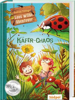 Leos wilde Abenteuer – Käfer-Chaos von Nöldner,  Pascal, Völlinger,  Andreas