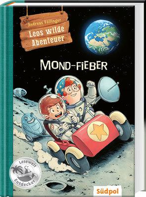 Leos wilde Abenteuer – Mond-Fieber von Füleki,  David, Völlinger,  Andreas