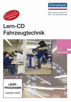 Lern-CD Fahrzeugtechnik