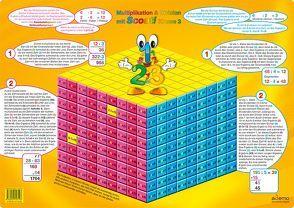 Lern Laminat, Multiplikation und Division