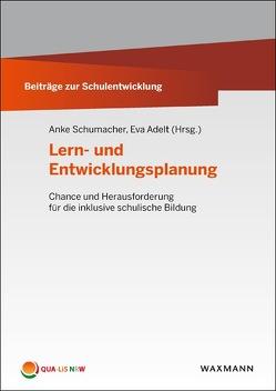 Lern- und Entwicklungsplanung von Adelt,  Eva, Schumacher,  Anke