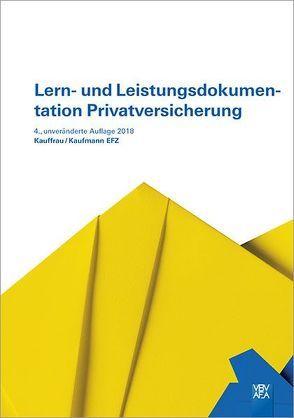 Lern- und Leistungsdokumentation Privatversicherung von VBV