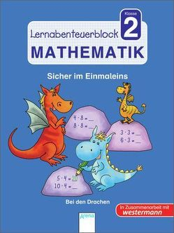 Lernabenteuerblock Klasse 2 Mathematik von Pätz,  Christine, Reimers,  Silke