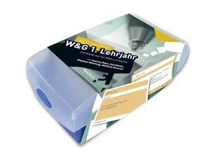 Lernbox W&G 1. Lehrjahr von Brunner,  Matthias, Dr. Matter,  Ueli, Gloor,  Sascha, Wottreng,  Stephan