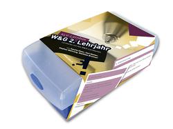 Lernbox W&G 2. Lehrjahr von Brunner,  Matthias, Dr. Matter,  Ueli, Gloor,  Sascha, Wottreng,  Stephan