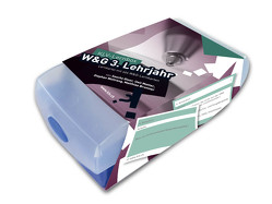 Lernbox W&G 3. Lehrjahr von Brunner,  Matthias, Dr. Matter,  Ueli, Gloor,  Sascha, Wottreng,  Stephan