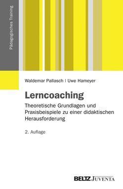 Lerncoaching von Hameyer,  Uwe, Pallasch,  Waldemar