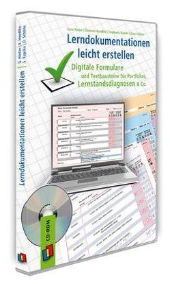 Lerndokumentationen leicht erstellen von Hintze,  Gesa, Hoedke,  Eleonore, Kupske,  Stephanie, Schöne,  Dana