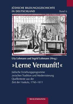 """Lerne Vernunft!"" von Lohmann,  Ingrid, Lohmann,  Uta"