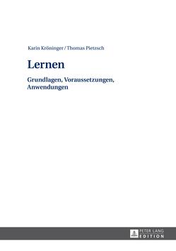 Lernen von Kröninger,  Karin, Pietzsch,  Thomas