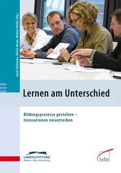 Lernen am Unterschied von Iberer,  Ulrich, Keller,  Helmut, Schweizer,  Gerd