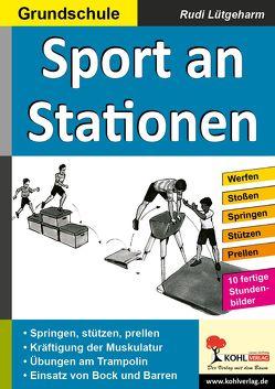 Lernen an Stationen in der Grundschule von Lütgeharm,  Rudi