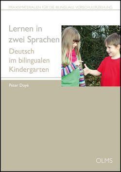 Lernen in zwei Sprachen von Doyé,  Peter