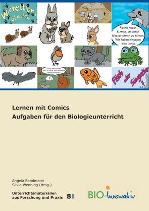 Lernen mit Comics von Krdzic,  Minela, Sandmann,  Angela, Wenning,  Silvia
