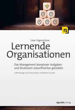 Lernende Organisationen von Vigenschow,  Uwe
