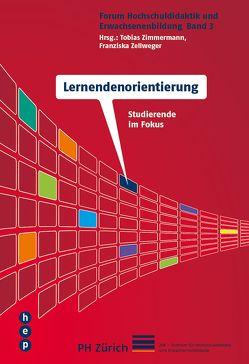 Lernendenorientierung (E-Book) von Zellweger,  Franziska, Zimmermann,  Tobias