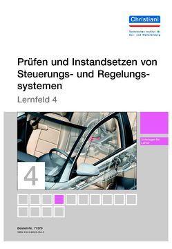 Lernfelder zur Fahrzeugtechnik – Lernfeld 4 – Unterlagen für den Lehrer