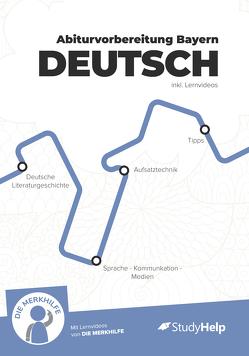 Lernheft Abiturvorbereitung Deutsch (Bayern) von Gottfried,  Thomas