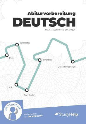 Lernheft Abiturvorbereitung Deutsch von Hakan,  Housein, Pottkämper,  Moritz