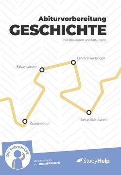 Lernheft Abiturvorbereitung Geschichte von Droste,  Dr. Daniel, Rammert,  Dominik